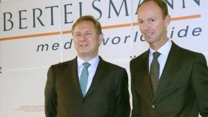 Bertelsmannchef Ostrowski gibt erschöpft auf