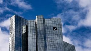 Die Deutsche Bank sitzt plötzlich auf einem Goldschatz