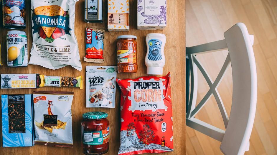 Nachhaltig einkaufen: abgelaufene Lebensmittel per App bestellen