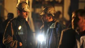 Mehr als 200 Tote nach schweren Grubenunglück