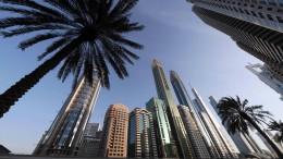 Das höchste Hotel der Welt eröffnet