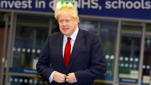 """Johnson will EU am Mittwoch """"endgültiges Angebot"""" vorlegen"""
