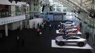 Bei der Hauptversammlung von Audi