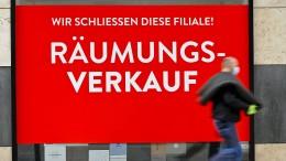 Euler Hermes rechnet 2021 nicht mit großer Pleitewelle