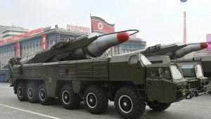 Nordkorea bereitet möglicherweise neue Raketentests vor