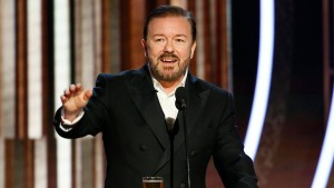 Wie Ricky Gervais Hollywood grillte