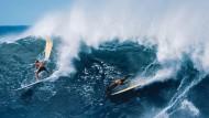 Wo eine Welle ist, ist auch ein Weg