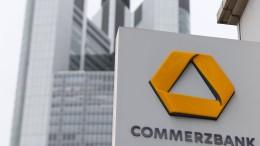 Commerzbank könnte bis zu 2500 Stellen streichen