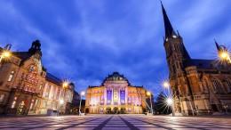 Chemnitz soll deutsche Kulturhauptstadt werden