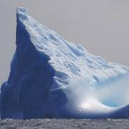 Eisberg im südlichen Ozean
