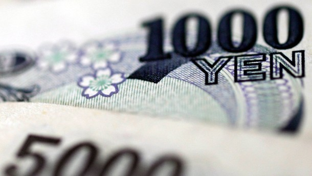 Bank von Japan hält Yen für überbewertet