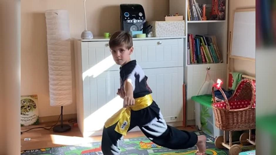 Kampfsport im Kinderzimmer
