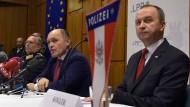 Polizei verhindert offenbar Terroranschlag in Wien