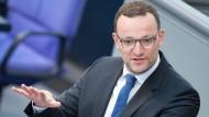 Jens Spahn wird Staatssekretär im Finanzministerium