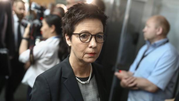 Entlassene Bamf-Chefin soll ins Innenministerium wechseln
