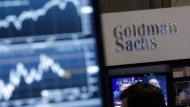 Goldman Sachs würde nach Brexit auf Frankfurt setzen