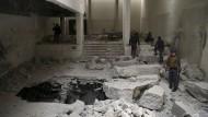 Die zertrümmerten Schätze von Mossul