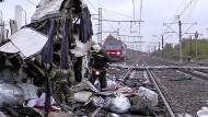 Viele Tote bei Zugunglück in Russland