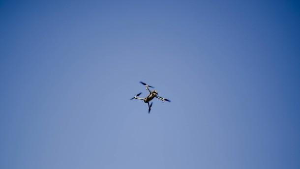 Flugsicherung testet Drohnenabwehr