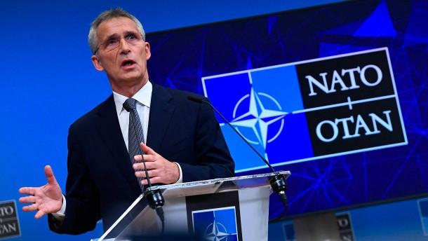 Was müssen NATO-Mitglieder künftig leisten?