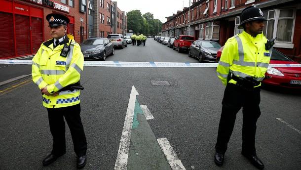 Alle Terrorverdächtigen von Manchester wieder auf freiem Fuß