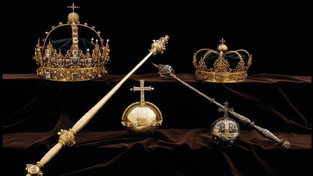 Gestohlene Kronjuwelen möglicherweise wieder aufgetaucht