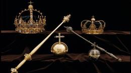 Schwedische Kronjuwelen gestohlen