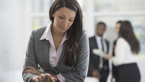Kaum Frauen in Topetagen von Jungunternehmen
