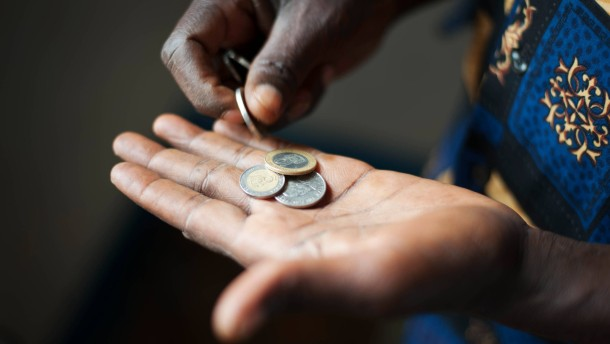 Der Euro wird zum Vorbild für Afrika