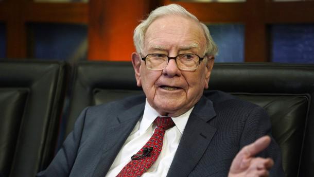 Auch Börsenguru Buffett macht Fehler