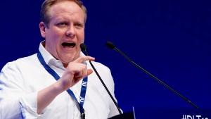 Neuer JU-Chef: Merz soll Minister werden