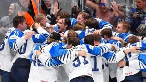 Finnland schafft das Eishockey-Wunder