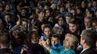 Eingeschränkt medienkompetent: Hillary Clinton kam im amerikanischen Wahlkampf wegen ihres Mailverkehrs ins Gerede