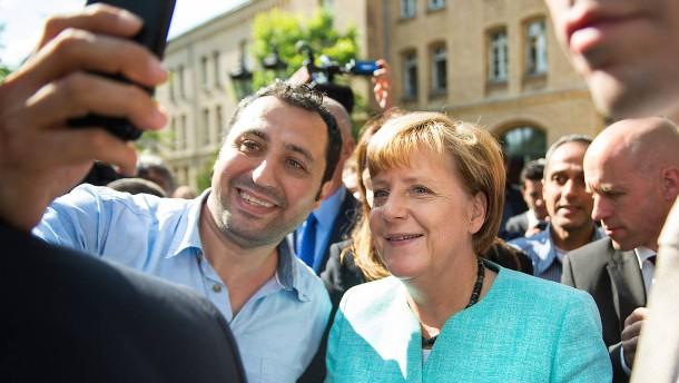 """""""Das Bild vom tüchtigen, effizienten Deutschen wurde menschlicher"""""""