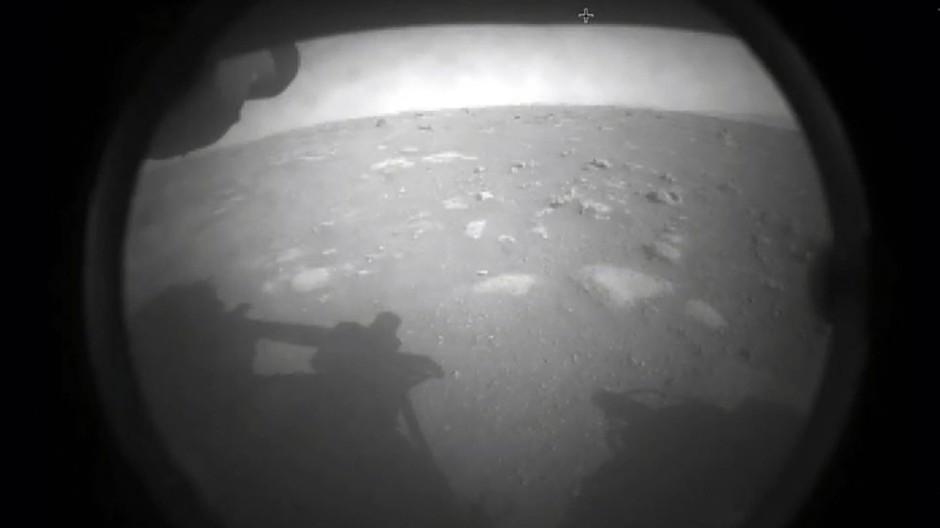 Schnappschuss vom Mars