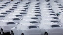 Europas Automarkt stagniert