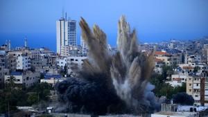 Waffenruhe im Gazastreifen und Süden Israels hält an