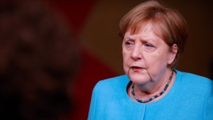 """Merkel: """"Hätte mir einen mutigeren Schritt gewünscht"""""""
