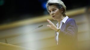 Die EU erhöht den Druck – nicht nur auf Astra-Zeneca