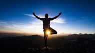 Yoga hat im Gegensatz zu Ayurveda nicht nur eine körperliche, sondern auch eine geistige und spirituelle Dimension.