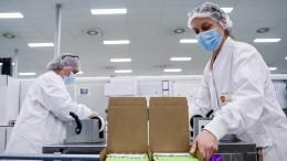 Novartis produziert für Curevac