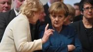 Steinbach beklagt Missachtung des Parlaments