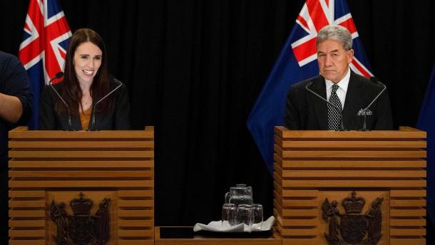Neuseeland beschließt strengeres Waffenrecht