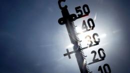 Es wird wieder heiß in Deutschland