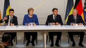 Waffenruhe in der Ostukraine bis Jahresende