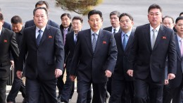 Nordkorea schickt Delegation zu Olympia