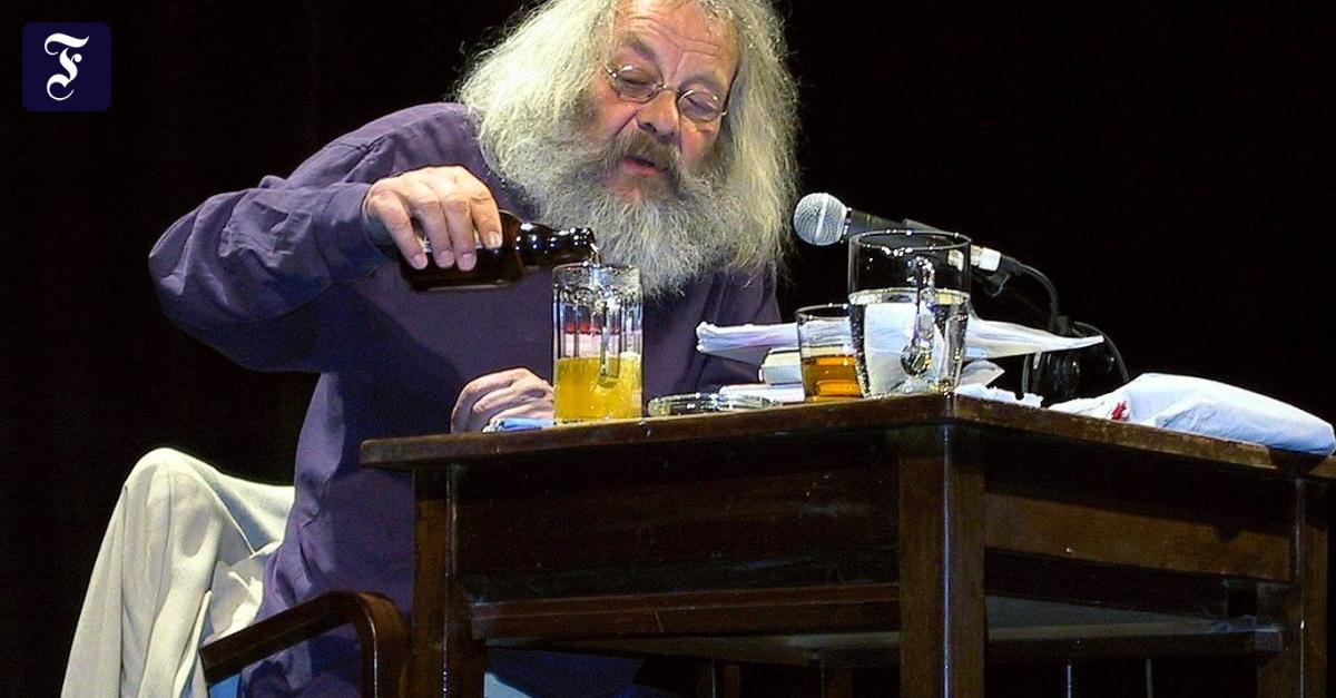 Zum Tod von Harry Rowohlt: 37 Fragen an den Schriftsteller