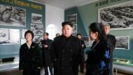 Kim Jong-un nennt amerikanische Soldaten Kannibalen