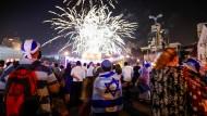 Israel feiert runden Geburtstag