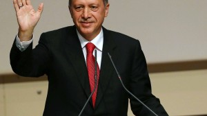 Erdogan wird Staatsoberhaupt